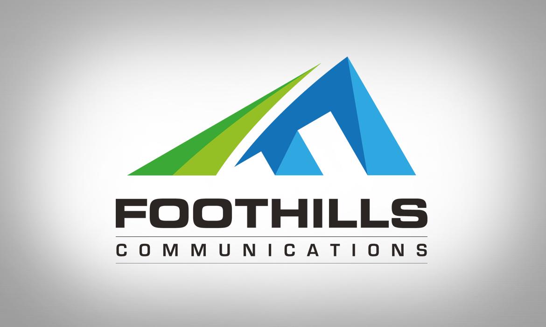 Work Samples Foothills Logo