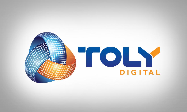 Work Samples Toly Logo