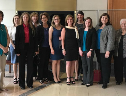 Plus One Participates in Women in Rural Broadband Day
