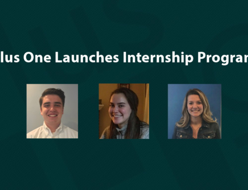 Plus One Launches Internship Program