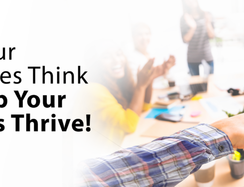 What Your Employees Think Can Help Your Business Thrive